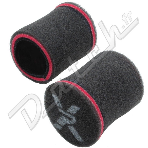 chaussette filtre a air pour cornet pipercross la paire. Black Bedroom Furniture Sets. Home Design Ideas
